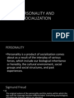 PERSONALITY-AND-SOCIALIZATION