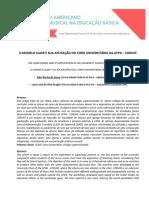 O modelo CLASP e sua aplicação no Coro Universitário da UFPA – CORUNÍ
