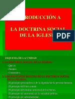 Doctrina Social de la Iglesia presentacion