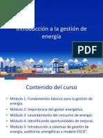 Gestiona Energía MiPYMEs MODULO 1