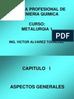Curso Metalurgia 1 Capitulo I 2019.pdf