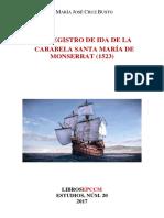 CRUZ BUSTO_Registro de la carabela Santa Maria de Montserrat 1523.pdf