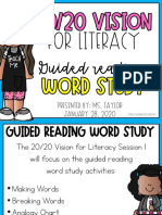 word study ppt