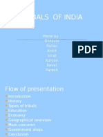 Tribals of India Final