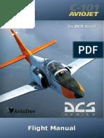 DCS C-101EB Flight Manual EN
