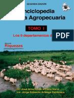 Enciclopedia Bolivia Agropecuaria Tomo 1 Ed 2019