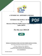 TENDER058_190318