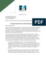 Hoban & Feola Letter to Denver City Councilman Charlie Brown