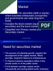 Securities Market - 3rd July