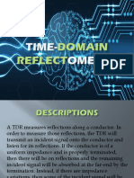 TIME-DOMAIN REFLECTOMETRY.pptx