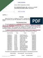 25 International Corporate Bank vs CA