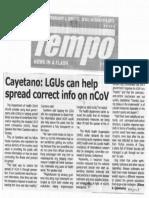 Tempo, Feb. 3, 2020, Cayetano LGUs can help spread correct info on nCoV.pdf
