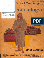 The Life and Teachings of Saint Ramalingar
