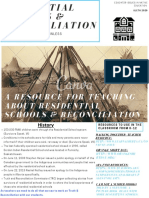 residential schools   reconciliation info graphic   resources