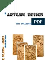 Artcam Design 2011