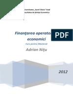 Finantarea operatorilor economici.docx