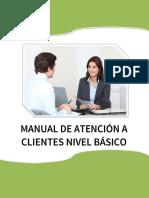 Manual de Atención a Clientes Nivel Básico