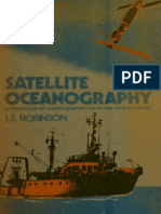 Satellite Oceanography an Introduction for Oceanographers and r