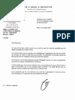 Conseil d'état n°304925 - SANCTION DISCIPLINAIRE - 12 décembre 2007
