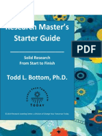 research master guide