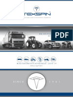 TEXSPIN - NEW MRP LIST.
