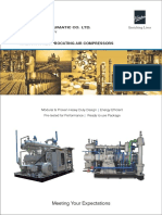 R-Reciprocating BOP Compressors compressed