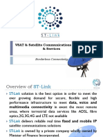 ST Link VSAT Solutions and Services