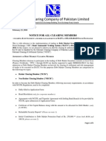 Clearing-Settlement and Risk Management of BATS at ISLAMABAD