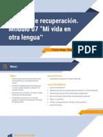 PERIODO DE RECUPERACIÓN DE MÓDULO 07.pptx