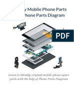 identify Mobile Phone Spare Parts with Phone Parts Diagram 2019
