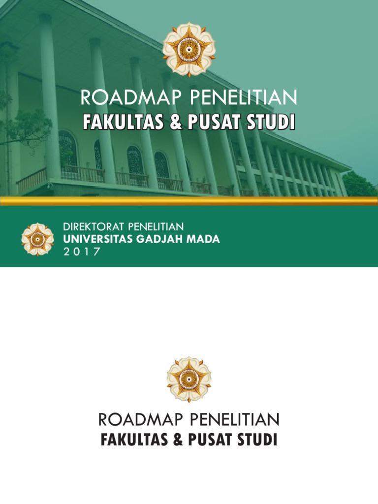 Buku Roadmap Penelitian Fakultas Dan Pusat Studi Ugm Edisi 20 ...