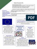 Uniunea Europeană - generalitati