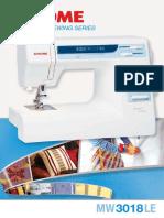 MW3018LE_Brochure