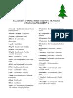 Calendarul Ecologic