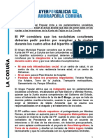 Np Pp Inversiones Xunta.1/12/2010