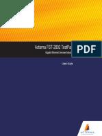 TTC FST 2802 Users