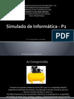 Simulado de Informática - P2