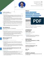 Devanshu's Resume -PM