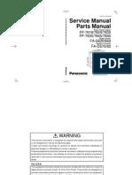 Service Manual 7818-50