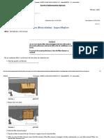 Air Conditioner Cab Heater Filter (Recirculation) - Inspect 320 Excavator YBP00001-UP