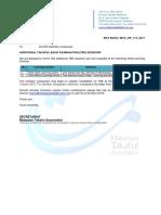 Additional Takaful Basic Examination (TBE) Sessions