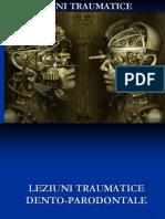 LEZIUNI TRAUMATICE