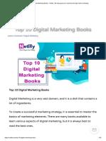 Top 10 Digital Marketing Books