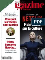 Magazine LE NOUVEAU MAGAZINE LITTERAIRE N.17 - Mai 2019.pdf