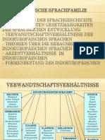 GdDS Vorlesung 1. INDOEUROPÄISCH UND GERMANISCH