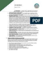 Field Allocation Policy (PDF)