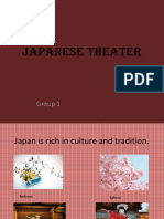 Japanese Theater