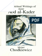michel chodkiewicz-the spiritual writings of amir abd-alkader.pdf