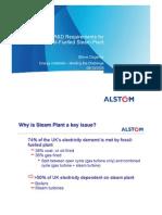 Alstom Turbine Materials
