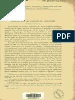 Cumont, Babylon und greichishe Astronomie, 1911